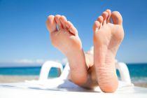 Rutina semanal para cuidar los pies