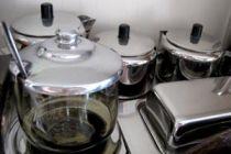 Cómo cuidar y limpiar los utensilios de aluminio