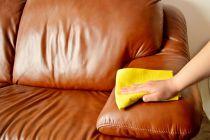 Cómo mantener limpios los sillones y sofás de cuero