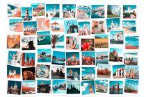 Cómo hacer un divisor de ambientes con fotografías