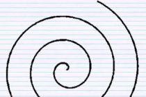 Cómo hacer Espirales Móviles de Papel