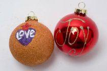 Cómo Renovar los Adornos del árbol de Navidad