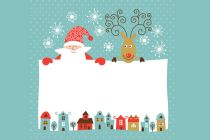 Cómo hacer una Tarjeta de Navidad