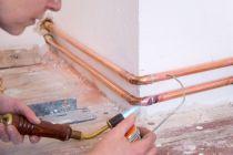Cómo Soldar un Tubo de Gas