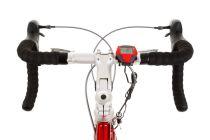 Cómo instalar un cuentakilómetros en una bicicleta