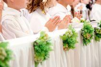 Cómo celebrar la primera comunión