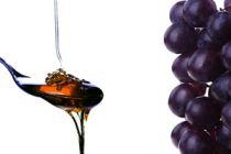 Cómo hacer miel de uvas