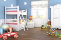 Decoración temática para un cuarto de niño