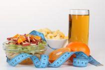 Dieta para bajar 5 kilos en un mes
