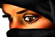 Maquillaje de Ojos estilo árabe