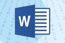 Cómo insertar símbolos en documentos de Word