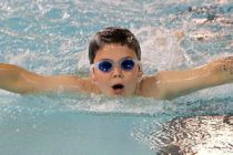 Cómo mantener las gafas de natación