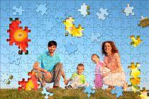 Cómo hacer un Puzzle con una Foto Familiar