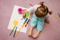 Cómo Enseñar a los Niños a Pintar