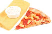Cómo hacer Pizza con Queso para Untar
