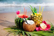 Cómo hacer Vasos con Frutas