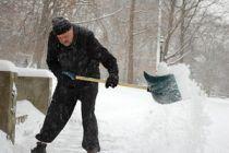 Cómo quitar la nieve acumulada en el hogar