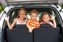 ¿Por Qué los Niños se Marean en el Coche?