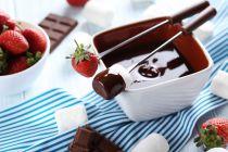 Cómo hacer Fondue de Chocolate