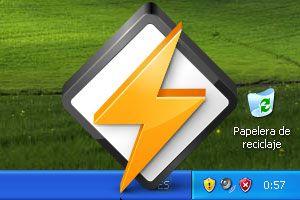 Cómo minimizar Winamp de la barra de sistema