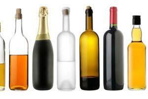 Calcular la graduación alcohólica al mezclar dos o más bebidas