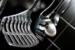 Cómo Limpiar los Utensilios de Cocina