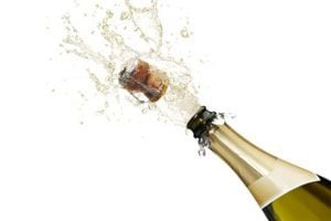 Cómo Abrir una Botella de Champagne