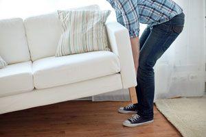 Cómo mover o desplazar los muebles fácilmente