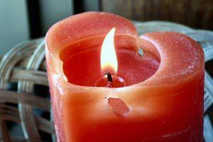 Evitar que las velas queden con burbujas