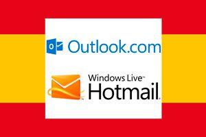 Ilustración de Cambiar el Idioma en la Pagina de Hotmail a Español