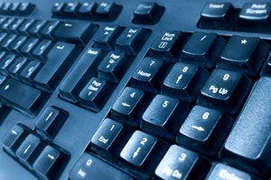 Ilustración de Qué hacer cuando se vuelca liquido sobre el teclado