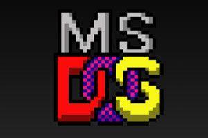 Cambiar los colores de símbolo de sistema o MS-DOS