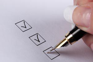 Ilustración de Cómo Enfrentar los Test de Aptitudes en una Entrevista de Trabajo