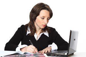 Ilustración de Cómo escribir un currículum sin errores