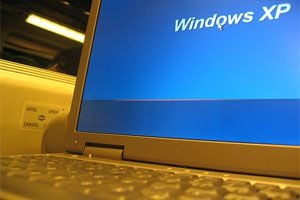 Como crear un disco de inicio en Windows XP