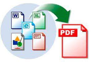 Ilustración de Como crear un Documento PDF Online