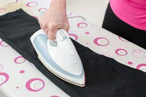Cómo planchar pantalones de corderoy