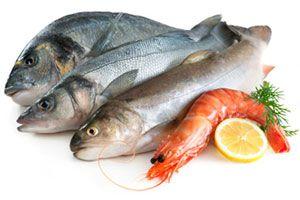 Cómo elegir pescados y mariscos