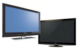 Ilustración de Consejos antes de elegir un televisor plasma o LCD