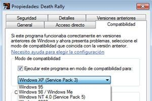 Como ejecutar un programa no compatible con Windows Vista