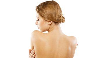 Ilustración de Cómo lucir una espalda perfecta