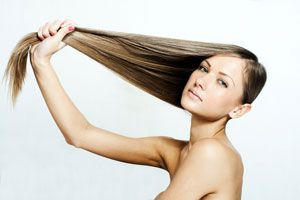 Ilustración de Cómo cuidar el cabello en el verano