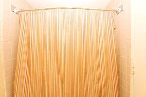 Cómo limpiar las cortinas del baño