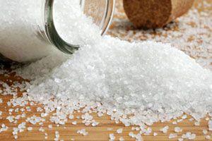 Cómo evitar que la sal se humedezca