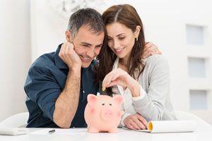 Ilustración de Cómo Administrar el Dinero en la Pareja