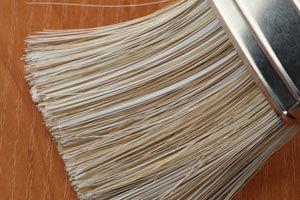 Ilustración de Cómo hacer para que las brochas o pinceles duren mas