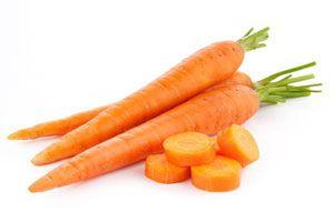 Cómo elegir las zanahorias