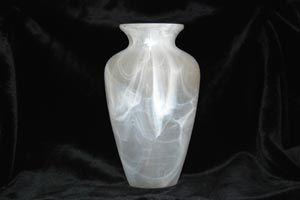 cmo limpiar jarrones de cristal con cuello angosto - Jarrones De Cristal