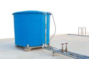 Cómo Limpiar un Tanque de Agua Potable