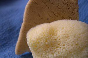 Como limpiar nuestras esponjas de baño